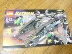 #7787: The Bat-Tank: The Riddler and Bane's Hideout